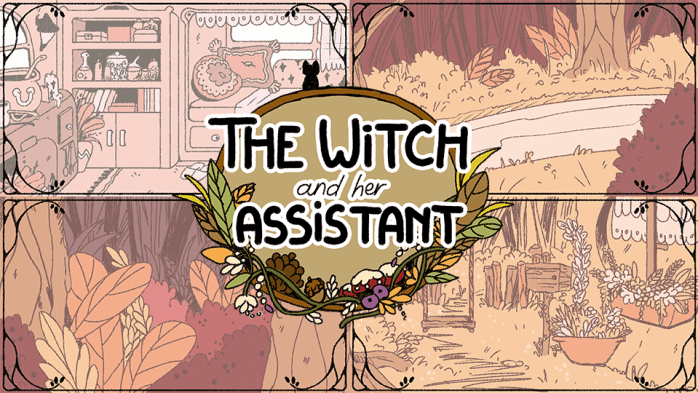 The Witch and Her Assistant