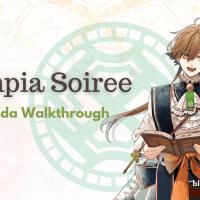 Olympia Soiree - Tokisada Walkthrough