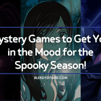Mystery Games to Get You in the Mood for the Spooky Season!