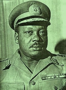 AGUIYI-IRONSI, (General) Johnson Thomas Umunnakwe