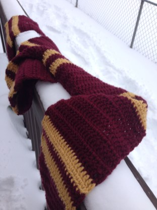 Harry Potter Scarf Pattern Blessed And A Mess
