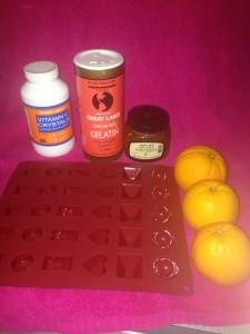 DIY Gummy Vitamins