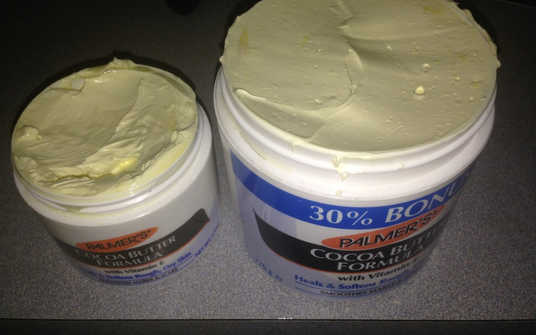 DIY Cocoa Butter