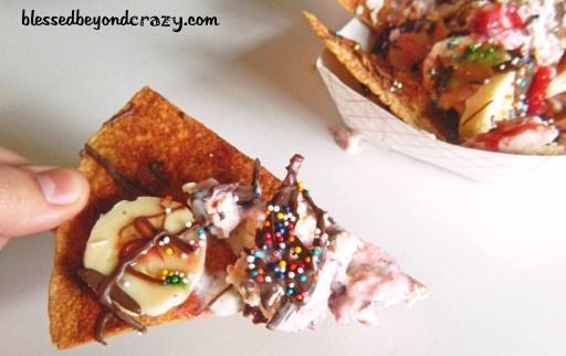 Dessert Nachos 6