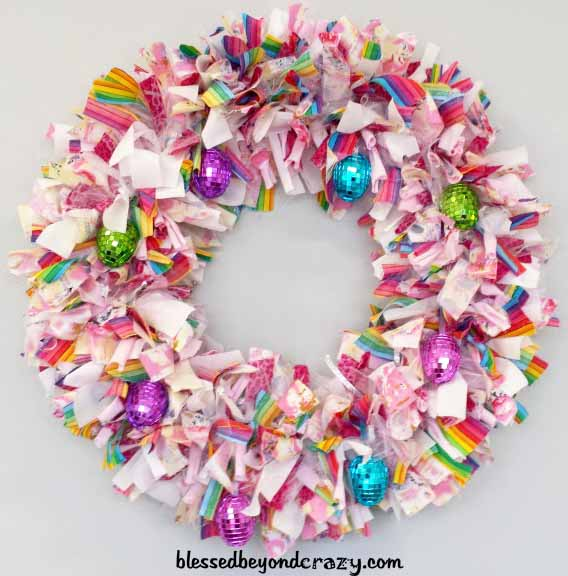 Easter Wreath14