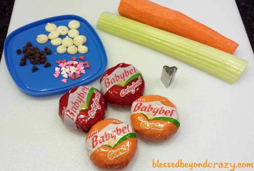 Babybel bunnies