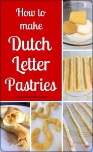 Dutch Letters 3