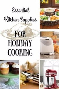 Essential Kitchen Supplies For Holiday Cooking