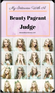 Interview with a Beauty Pageant Judge