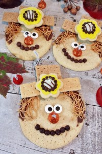 Scarecrow Cookies Cover Photo