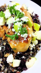 Wild Rice Quinoa Chicken