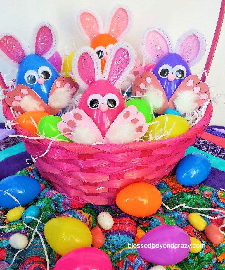 Easter Egg Bunnies 14