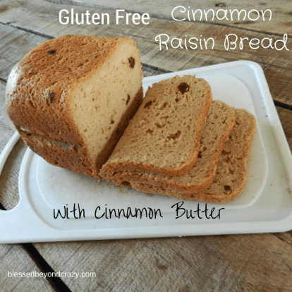gluten free bread made in bread machine