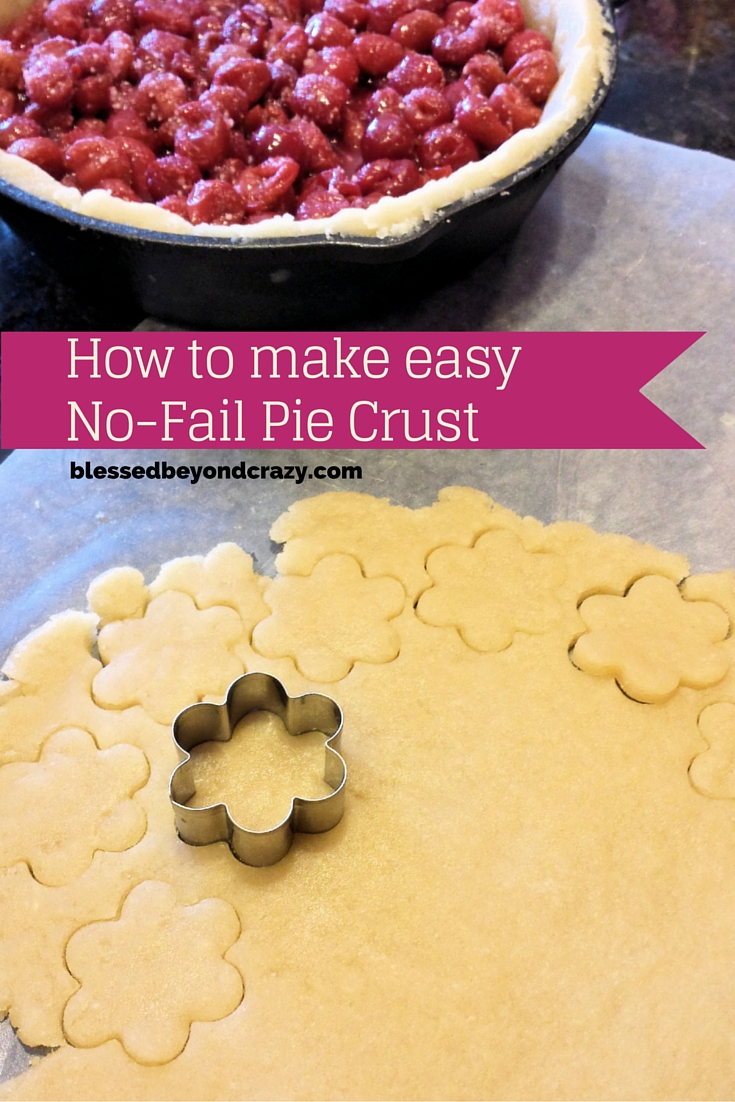 No-Fail Pie Crust
