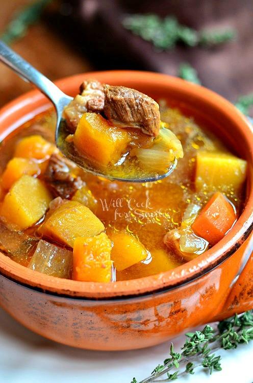 Slow-Cooker-Winter-Squash-Beef-Stew
