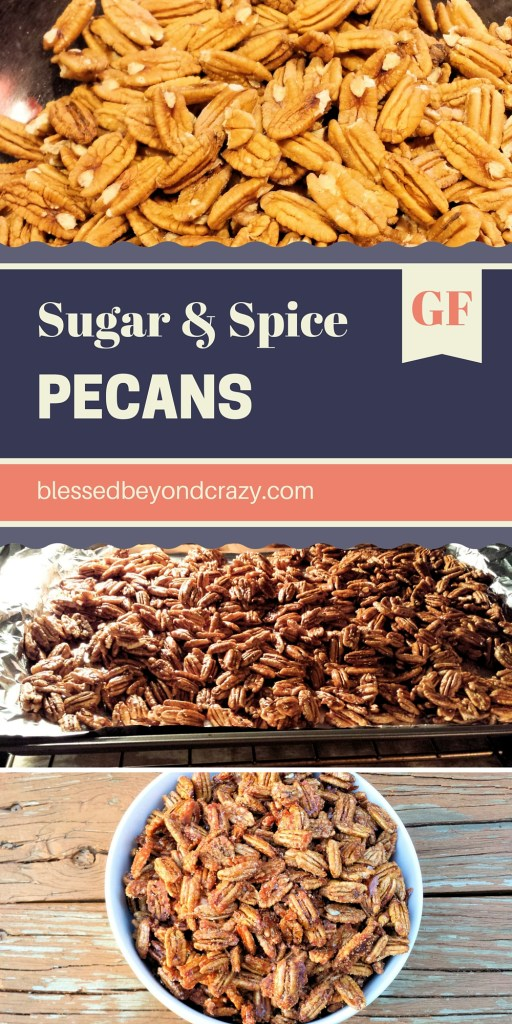 Sugar and Spice Pecans (2)