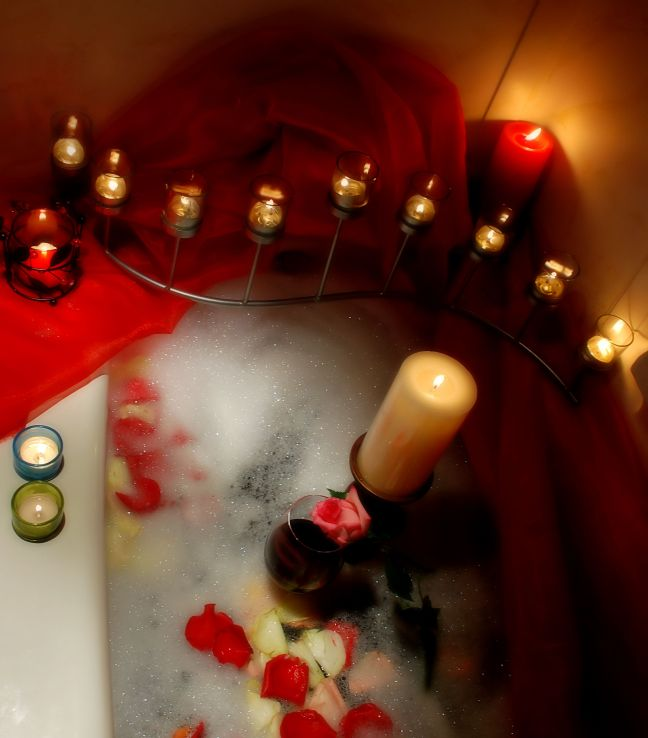 Romantic Stay-at-Home Ideas