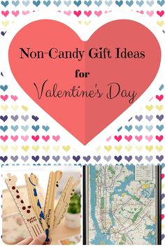Non-Candy Gift Ideas for Valentine's Day