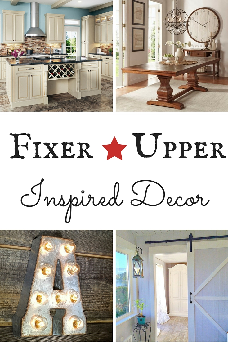 Classroom Decorating Fixer Upper Style ~ Fixer upper inspired decor