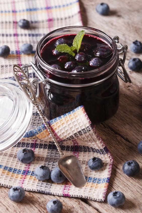 Blueberry Sauce