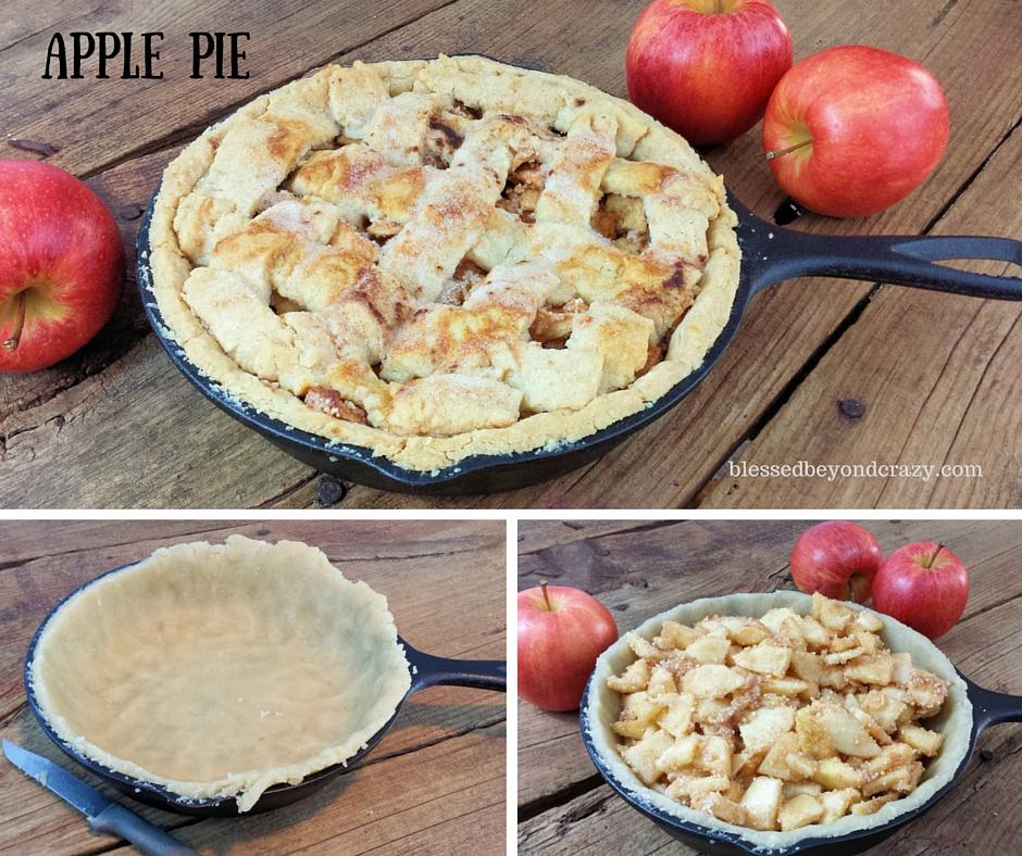 Skillet Fruit Pies 3