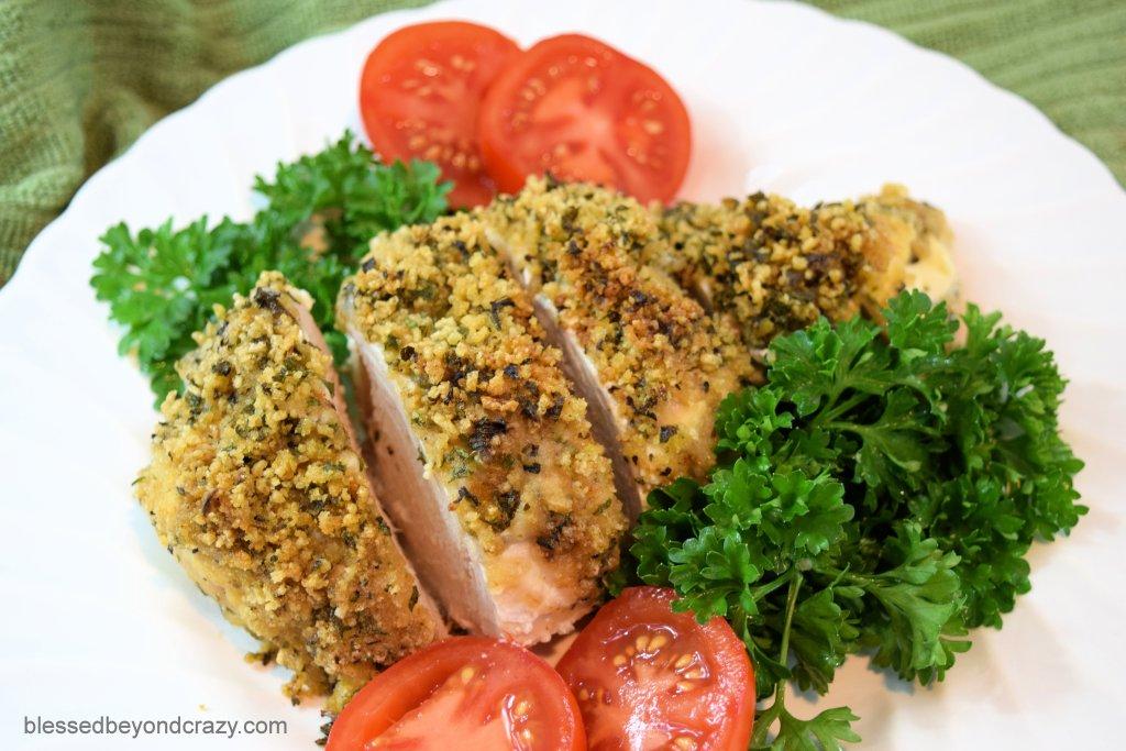 Easy Italian Chicken 5