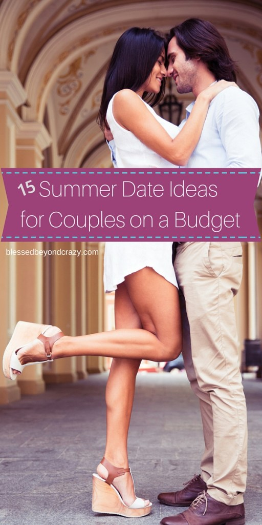 15 Summer Date Ideas for Couples on a Budget