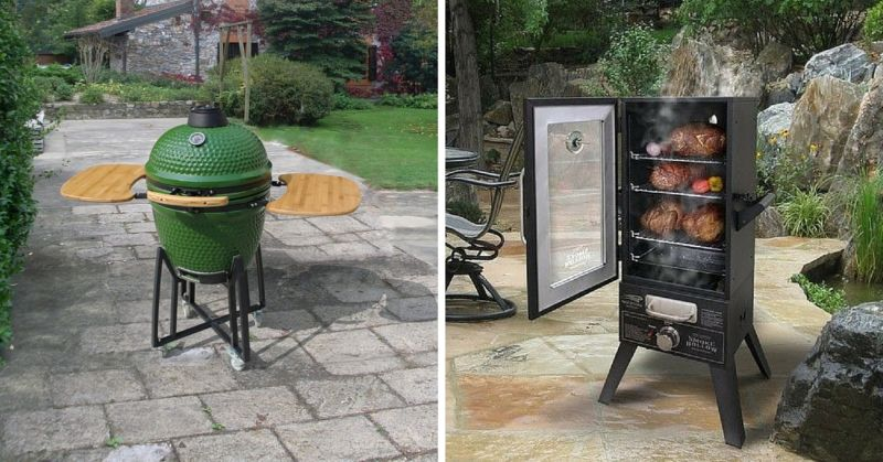 Pro and Cons of Grills