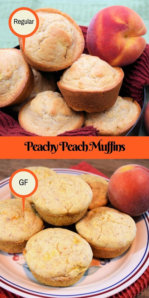 Peachy Peach Muffins 2