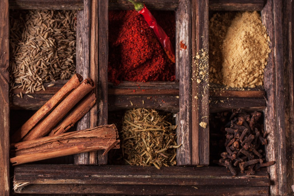 Season Up the Holidays with 6 DIY Spice Blends 1