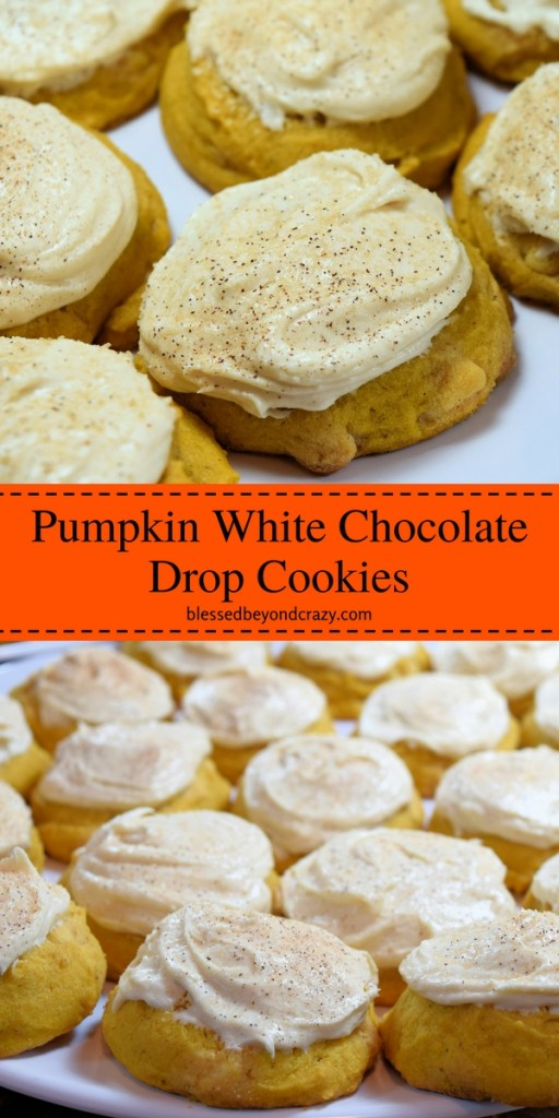 pumpkin-white-chocolate-drop-cookies