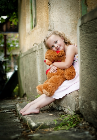 Teddy Retro Inspired Kids Photo Shoot Ideas