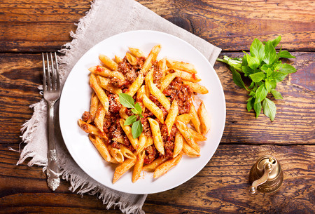 Easy Mostaccioli Pasta Recipe