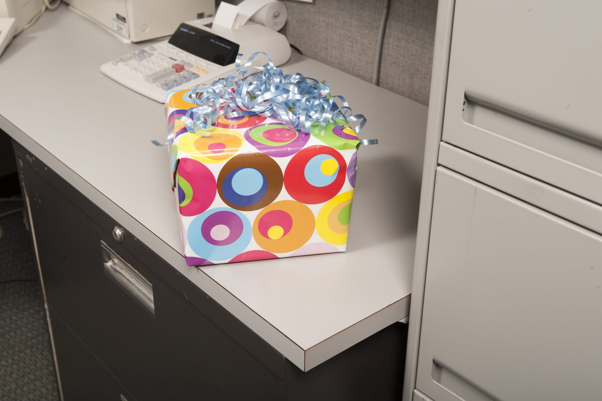 Its Always A Great Surprise Finding Gift Waiting To Be Opened Therefore Consider Leaving Present On Their Desk
