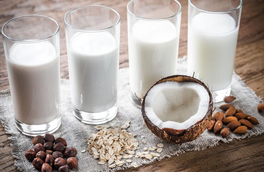 12 Non-Dairy Milk Alternatives