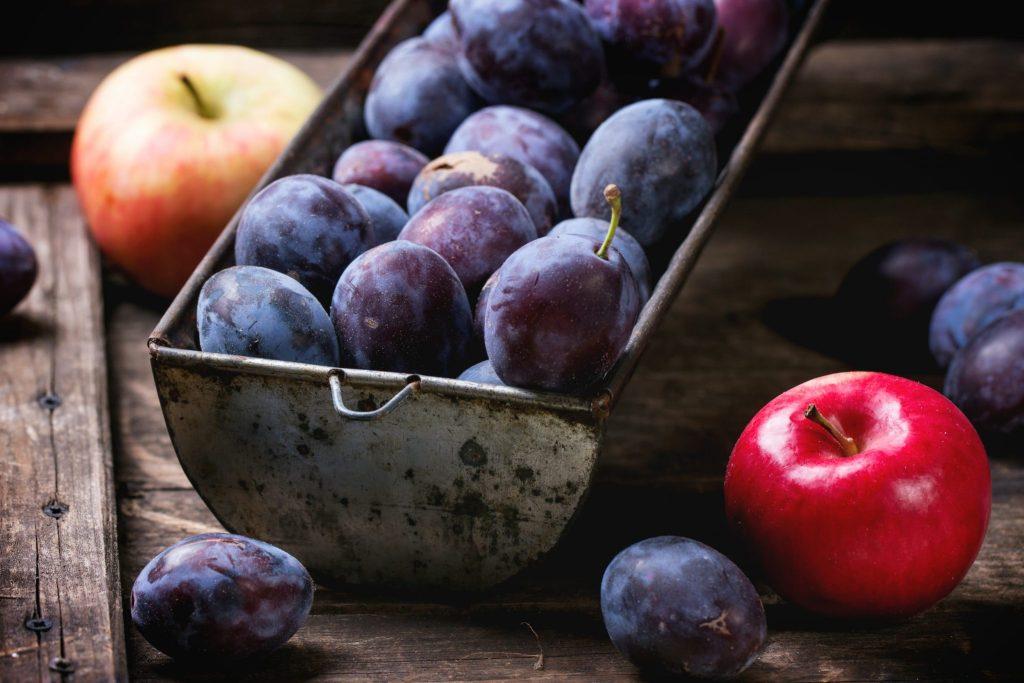 All-Natural Colon Cleanse Apple Slushy