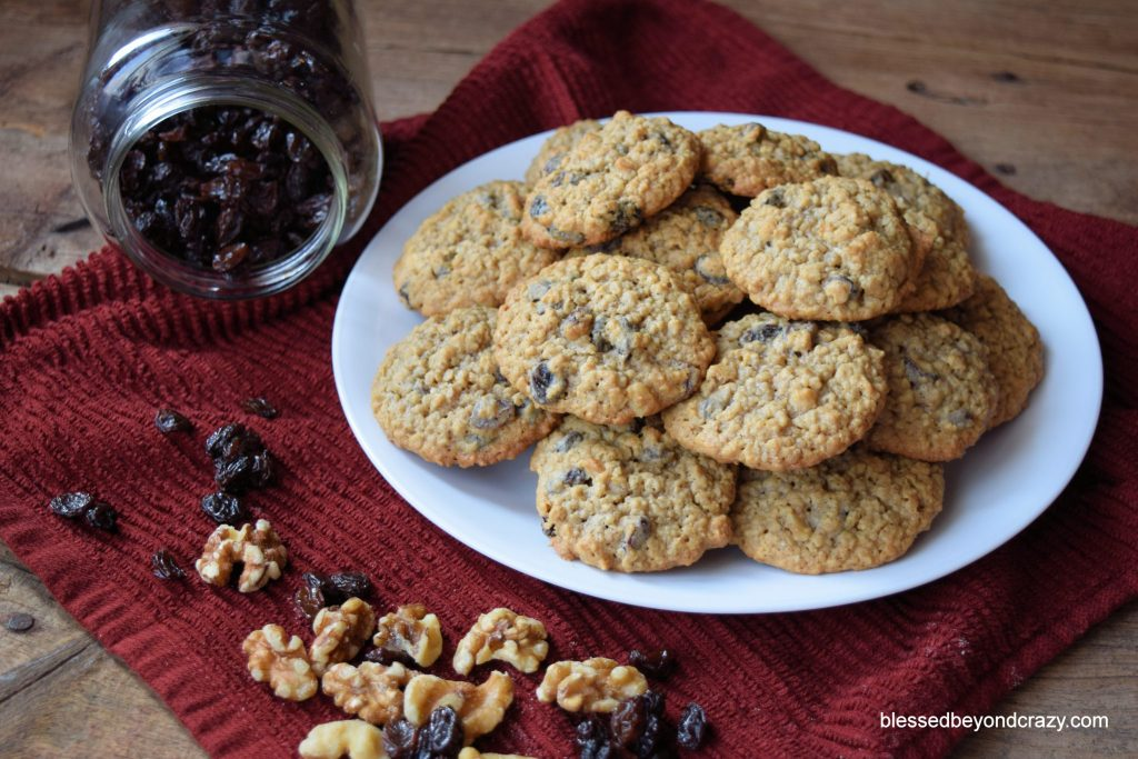 Oatmeal Pineapple Coconut Cookies