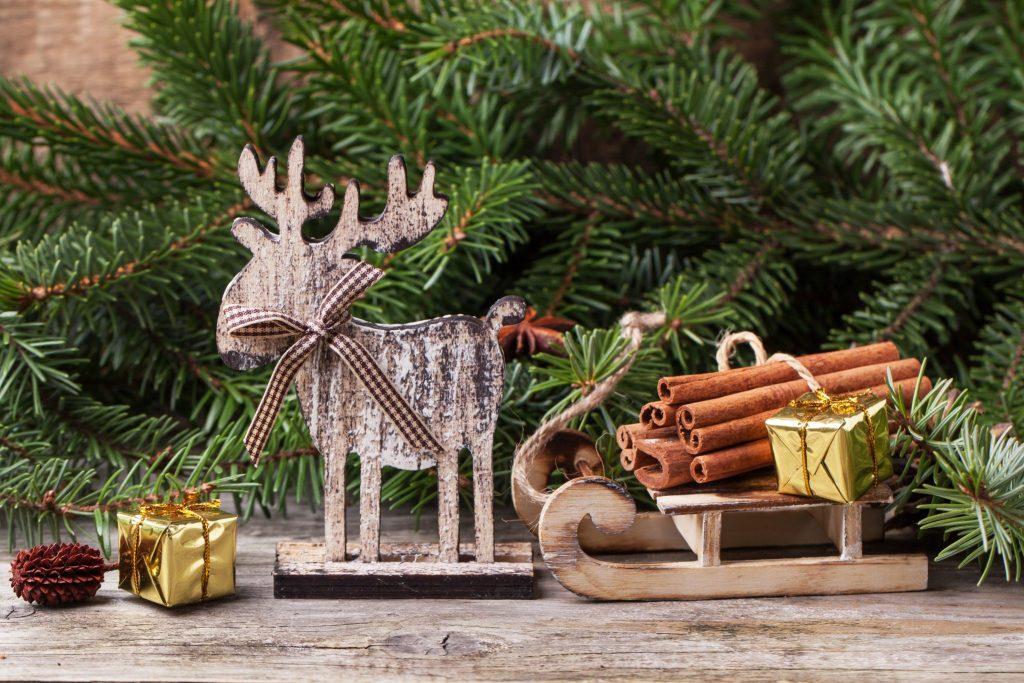 Darling Christmas Reindeer Party Ideas