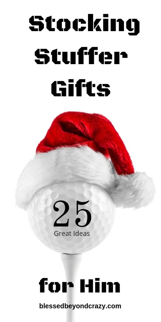 25 Stocking Stuffer Gifts for Him