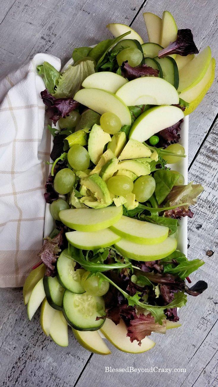Go Green Salad