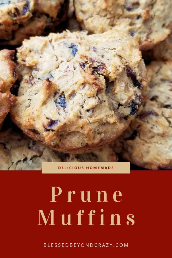 Prune Muffins
