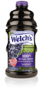 Paint it Purple with Welch's