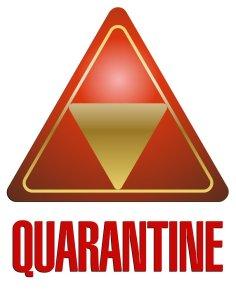 We're Under Quarantine!