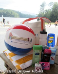 Don't Fret the Sweat {Awesome Beach Giveaway}