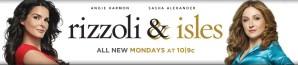 Rizzoli & Isles #Giveaway