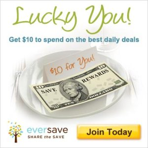 Eversave Member Appreciation {Quick Giveaway!}