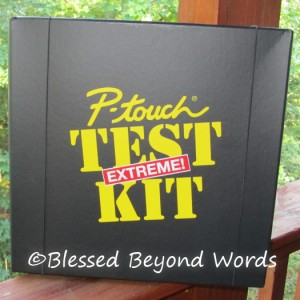 ptouch test kit