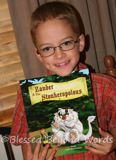 Zander and the Stonkeropolous