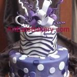 Ashley loves this cake.