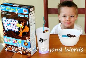Big G Curvy Straws Review from #MyBlogSpark {Ends 5/6}
